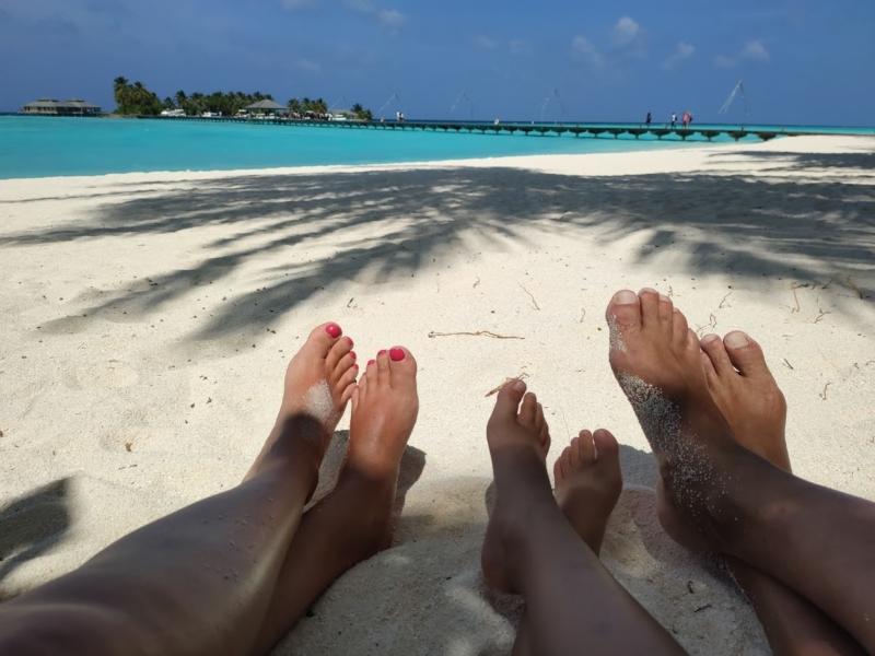 Insulele Maldive, Oceanul Indian 7