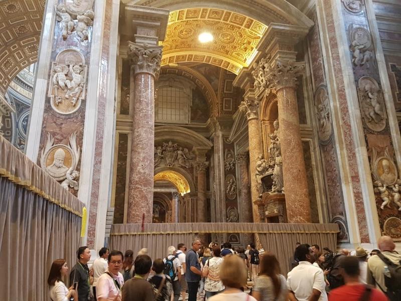 Vatican - Italia 7