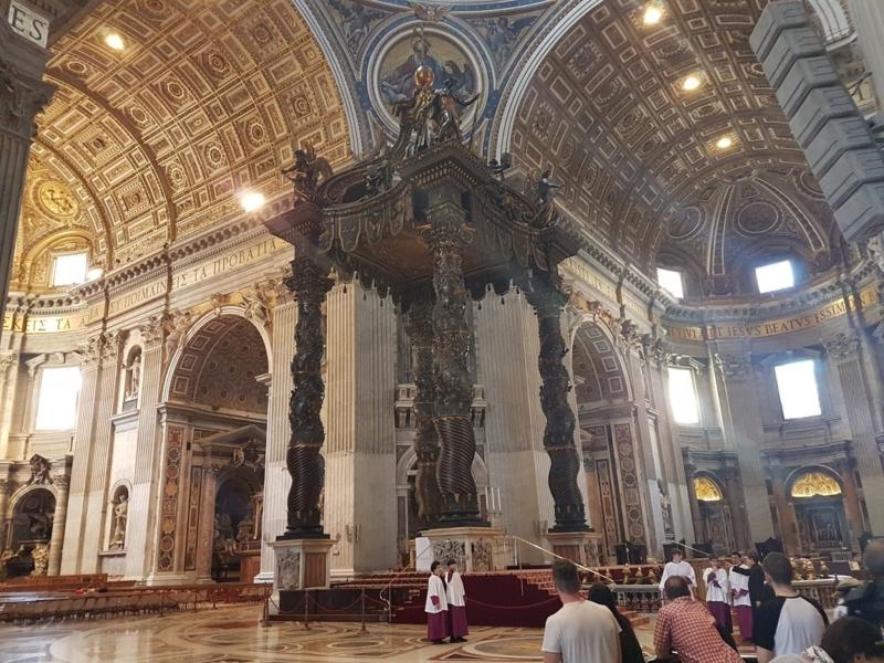 Vatican - Italia 5