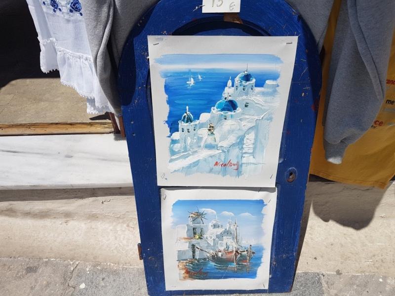 Santorini - Grecia 9