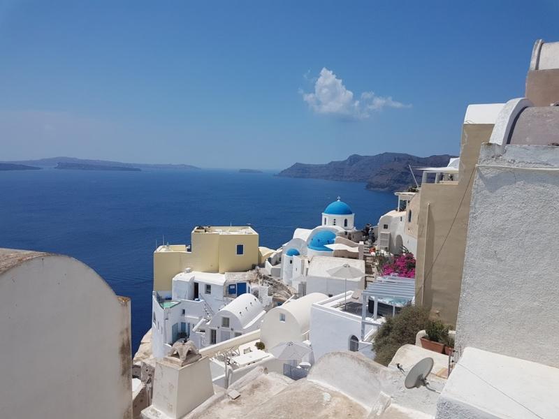 Santorini - Grecia 4