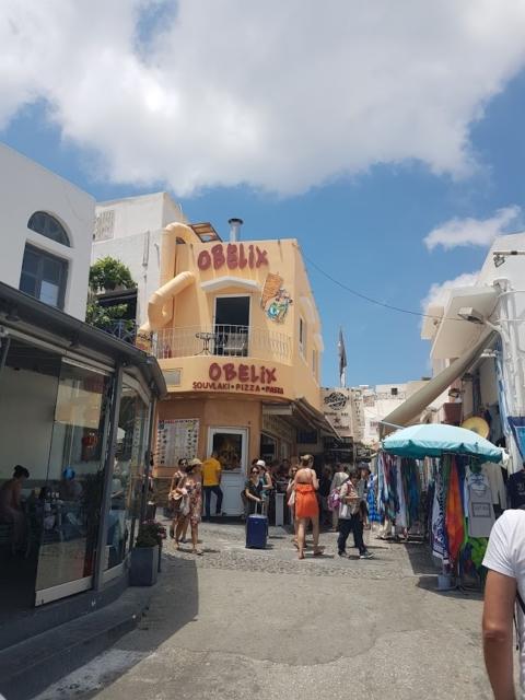 Santorini - Grecia 14