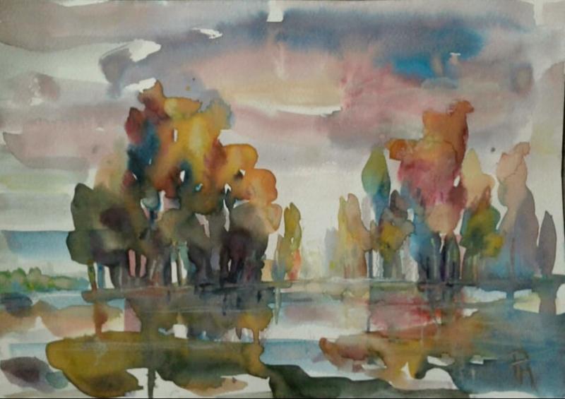 Petronella Milea - picturi