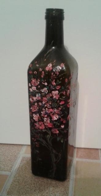 Petronella Milea - Decoruri pe sticlă 3