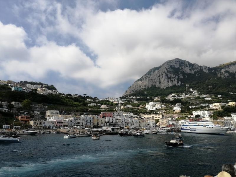 Tur virtual, Insula Capri, Italia - Vremea trece, călătoriile rămân 3