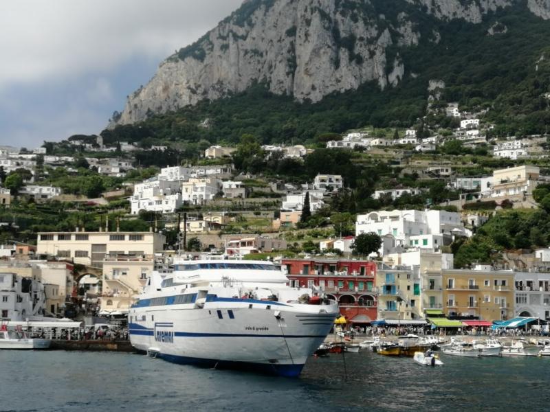 Tur virtual, Insula Capri, Italia - Vremea trece, călătoriile rămân 6