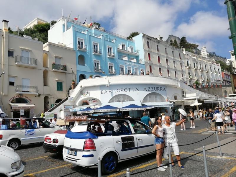 Tur virtual, Insula Capri, Italia - Vremea trece, călătoriile rămân 5