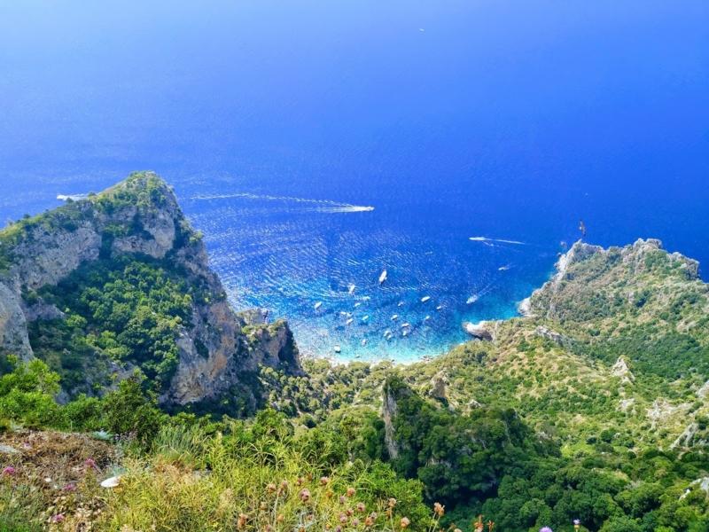 Tur virtual, Insula Capri, Italia - Vremea trece, călătoriile rămân 4