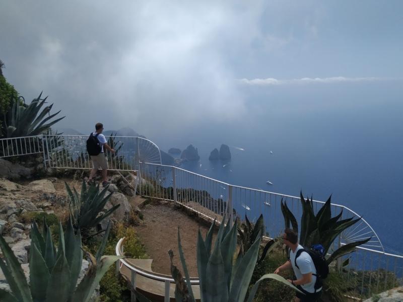 Tur virtual, Insula Capri, Italia - Vremea trece, călătoriile rămân 8