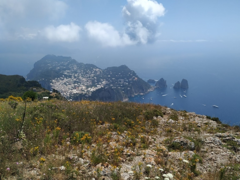Tur virtual, Insula Capri, Italia - Vremea trece, călătoriile rămân 9
