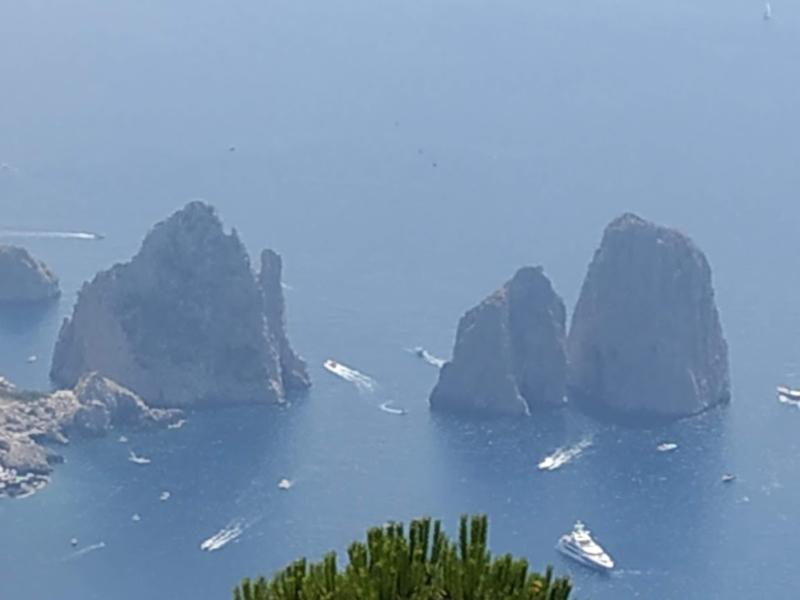 Tur virtual, Insula Capri, Italia - Vremea trece, călătoriile rămân 1