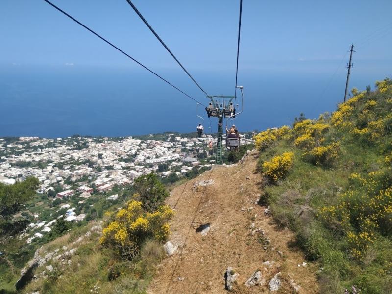 Tur virtual, Insula Capri, Italia - Vremea trece, călătoriile rămân 10