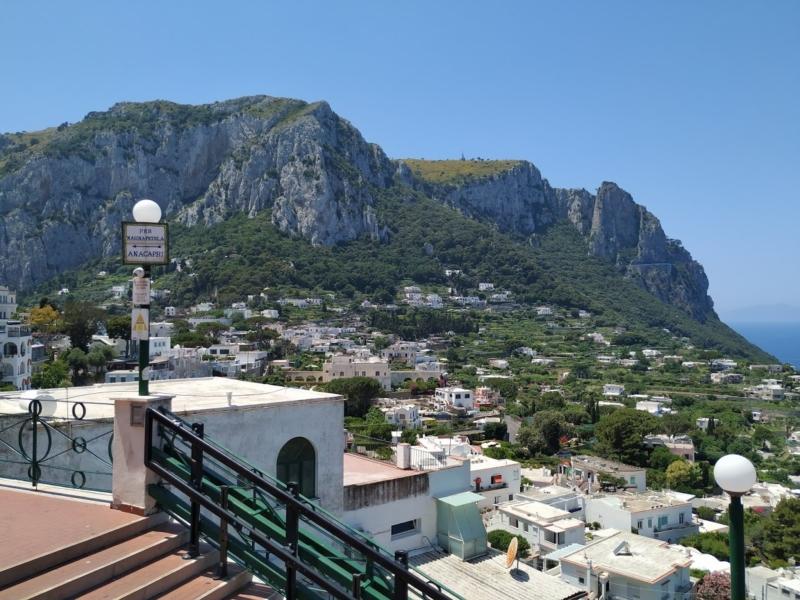 Tur virtual, Insula Capri, Italia - Vremea trece, călătoriile rămân 12