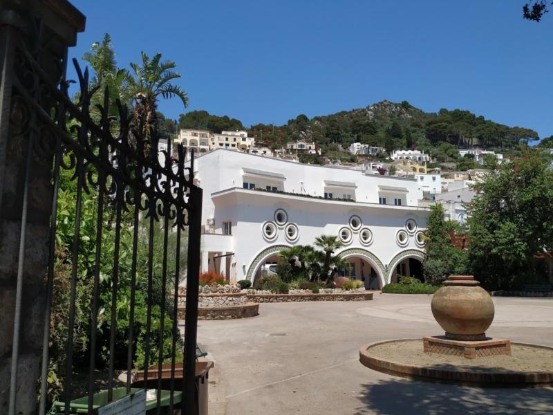 Tur virtual, Insula Capri, Italia - Vremea trece, călătoriile rămân 15
