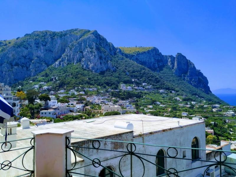 Tur virtual, Insula Capri, Italia - Vremea trece, călătoriile rămân 13