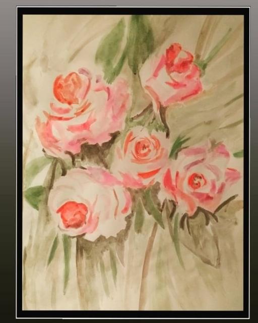 Trandafiri gingasi