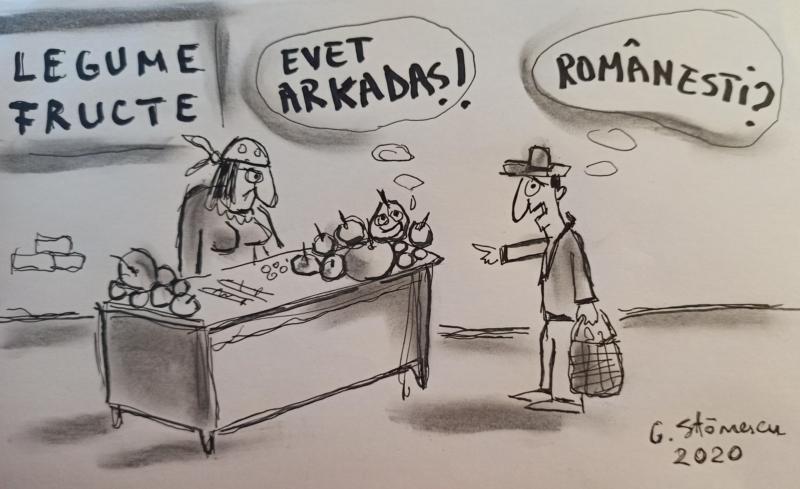 Legume românești