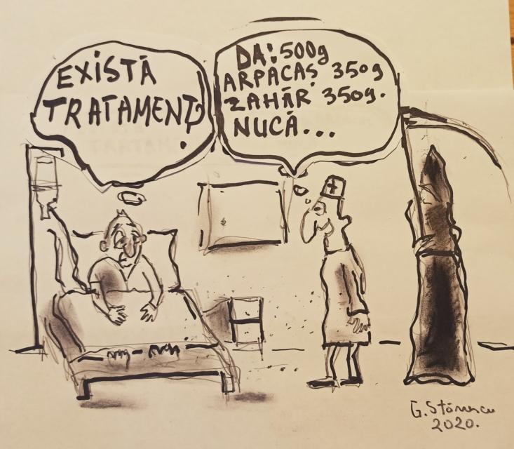 Tratament cu colivă